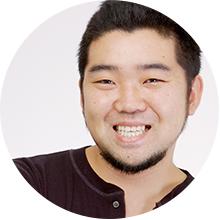 チーフカメラマン 久松さん
