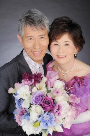 結婚記念日(カップル)写真
